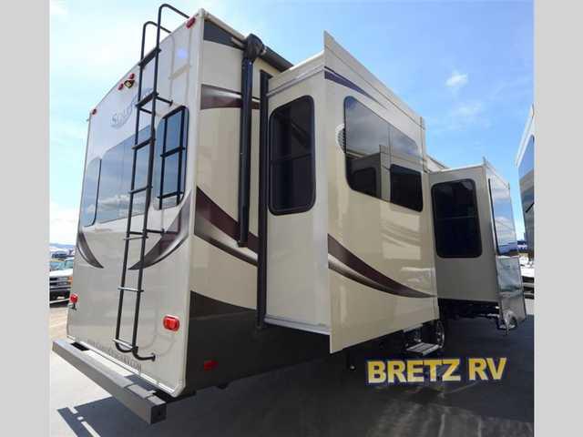 2015 New Grand Design Solitude 375re Fifth Wheel In Montana Mt