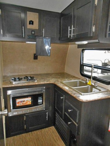 2015 New Jayco Octane Super Lite 161 Toy Hauler In