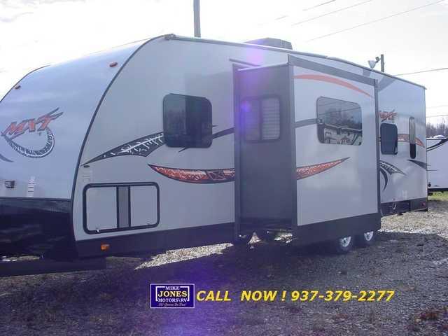 2015 New Kz Rv MXT 309 Toy Hauler in Ohio OH