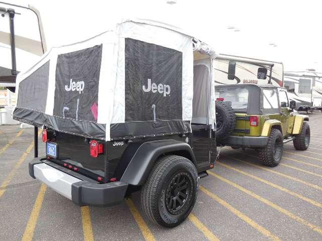 Jeep Pop Up Camper