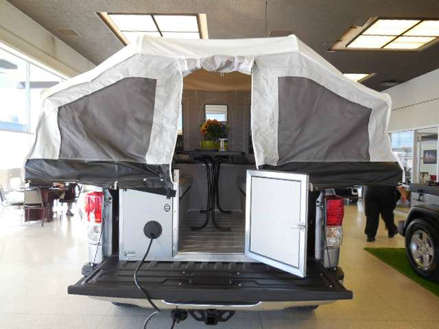 2015 New Livin Lite Tc2 Quicksilver Soft Top Truck Camper