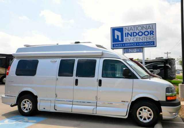 2015 New Roadtrek 190 Popular 190w Class B In Texas Tx