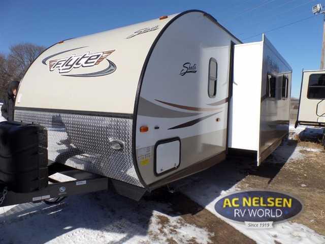 2015 New Shasta Rvs Flyte 315OK Travel Trailer in Minnesota MN