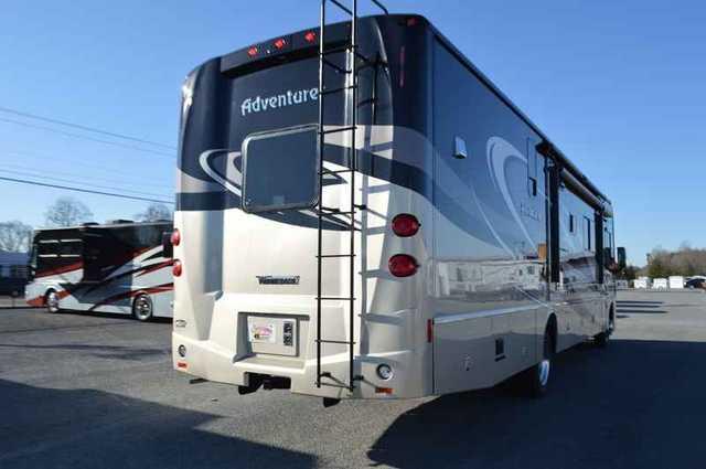 2015 New Winnebago Adventurer 38q Class A In North Carolina Nc