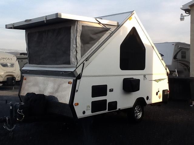 2015 Used Aliner Ranger 15 Twin Bed Pop Up Camper in