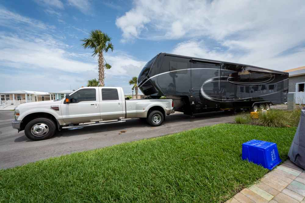Dish Network For Rv >> 2015 Used Augusta Rv LUXE LF-42RL Fifth Wheel in Florida FL