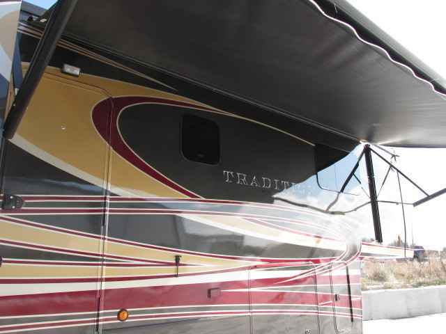 2015 Used Drv Tradition 375kps Fifth Wheel In Florida Fl