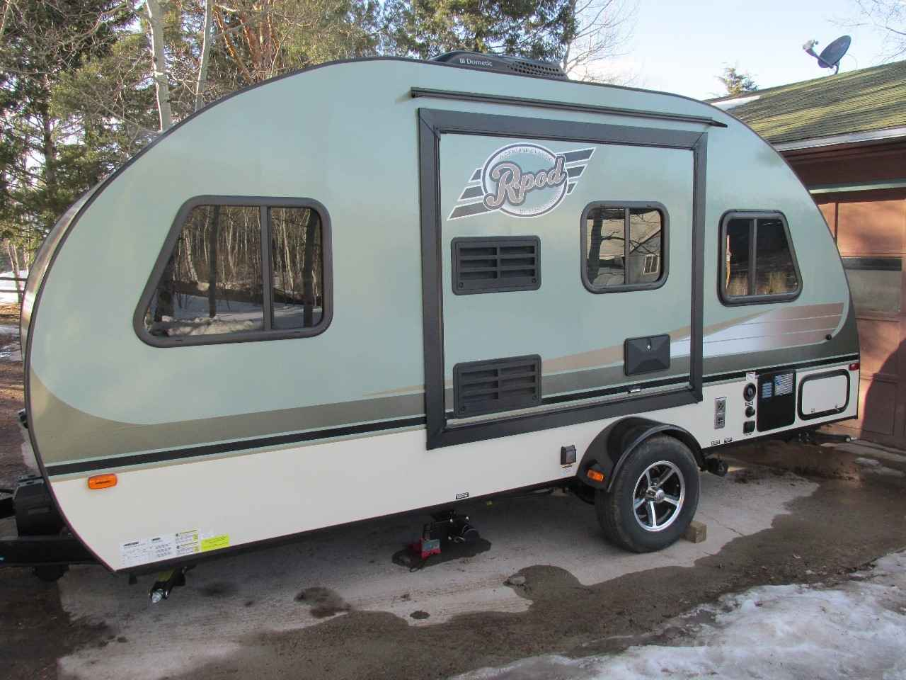 2015 Used Forest River R Pod 178 Travel Trailer In Colorado Co