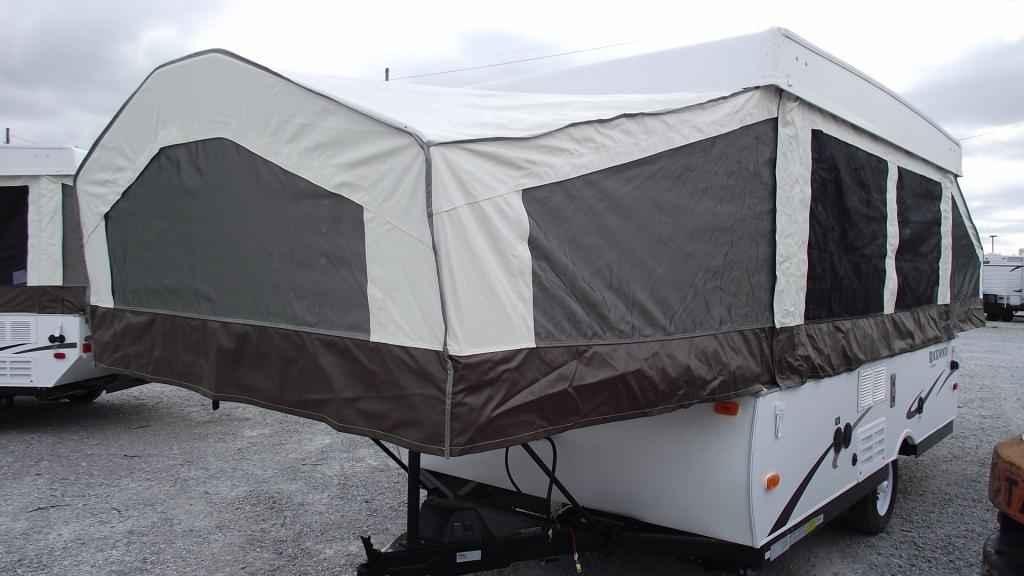2015 Used Forest River Rockwood Freedom 2270 Pop Up Camper