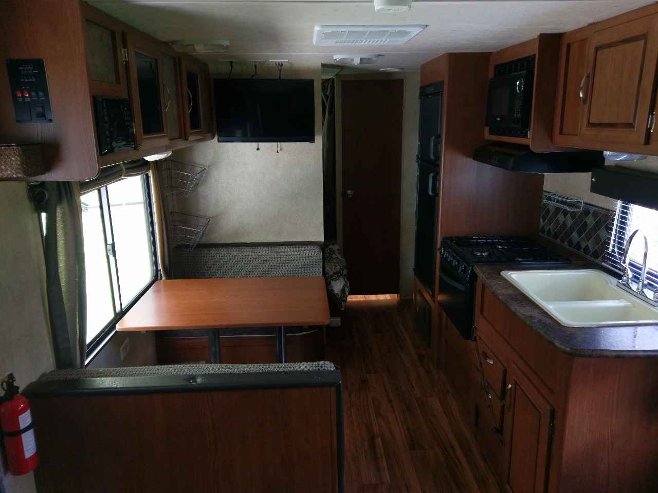 2015 Used Forest River Salem Cruise Lite 261bhxl Travel