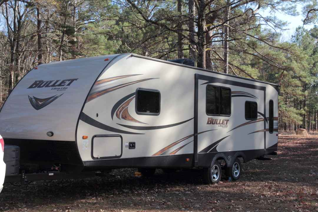 2015 Used Keystone BULLET ULTRA LITE 269RLS Travel Trailer ...