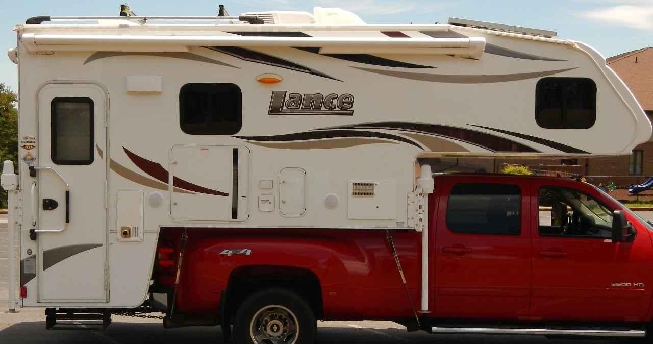 Lance 1172 Truck Camper - Flagship Defined.