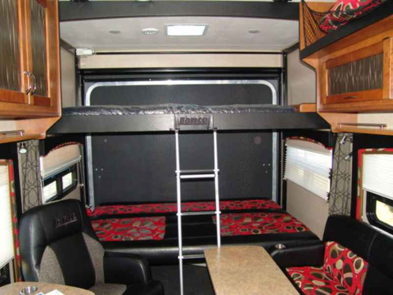 2015 Used Lance Toy Haulers 2612 Toy Hauler in Pennsylvania PA