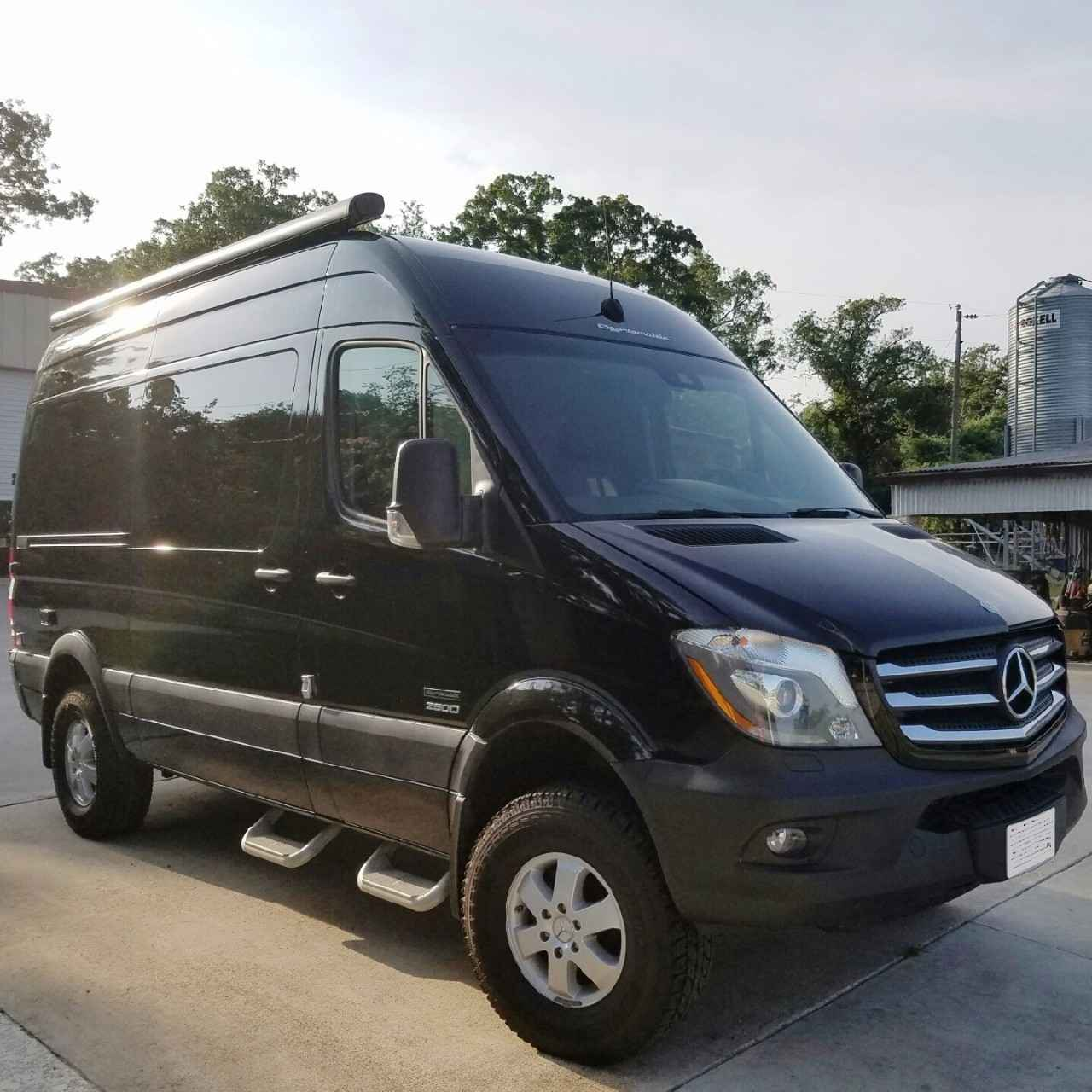 2015 used mercedes benz sprinter 2500 class b in texas tx. Black Bedroom Furniture Sets. Home Design Ideas