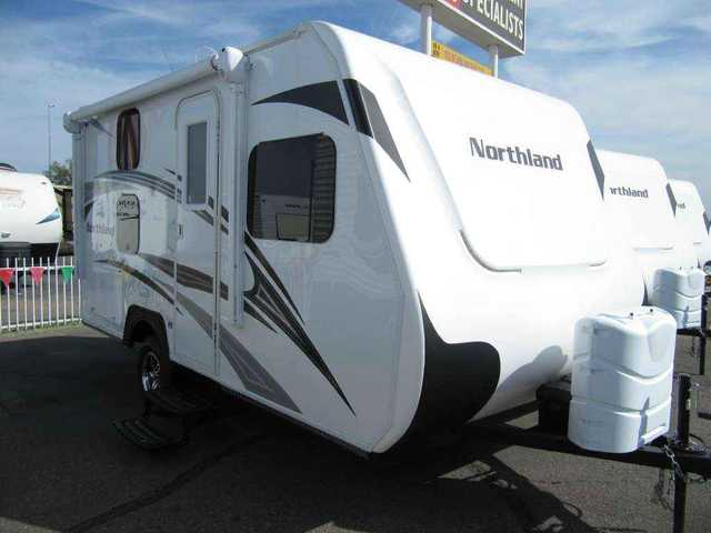 2015 Used Northland Industries Northland Northland 174ds