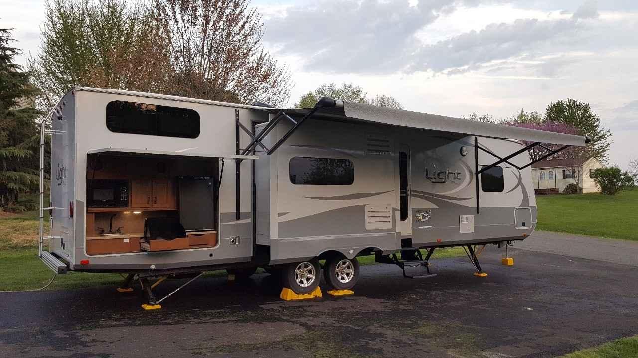 Open Range 308Bhs >> 2015 Used Open Range LIGHT 308BHS Travel Trailer in Virginia VA