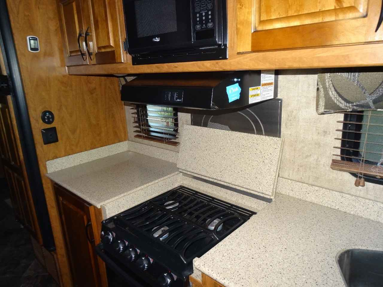 2015 Used Outdoors Rv Manufacturing Black Stone 260rdsb