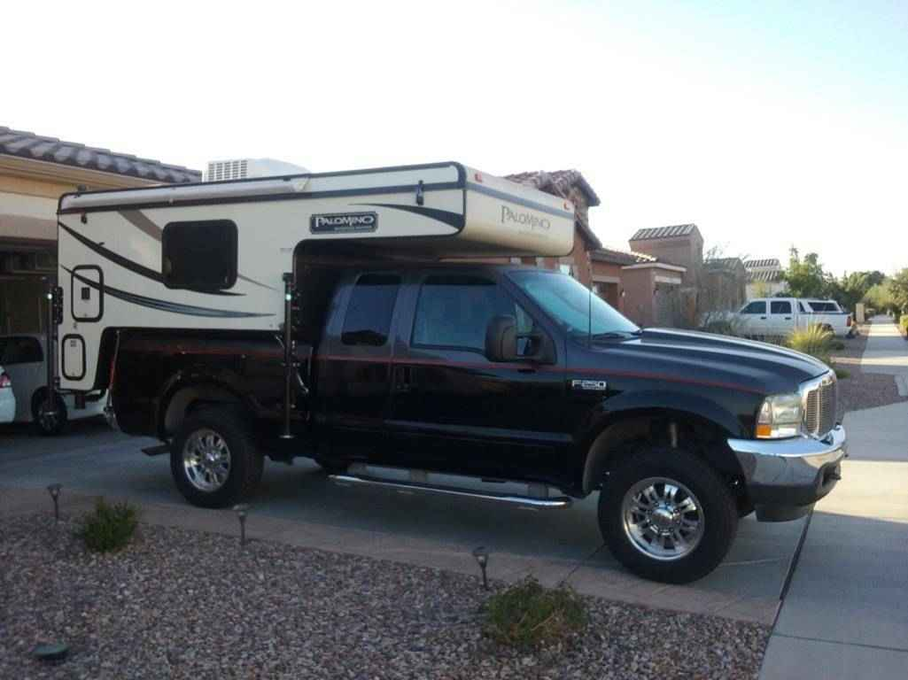 2015 Used Palomino Backpack Edition Ss 1251 Truck Camper