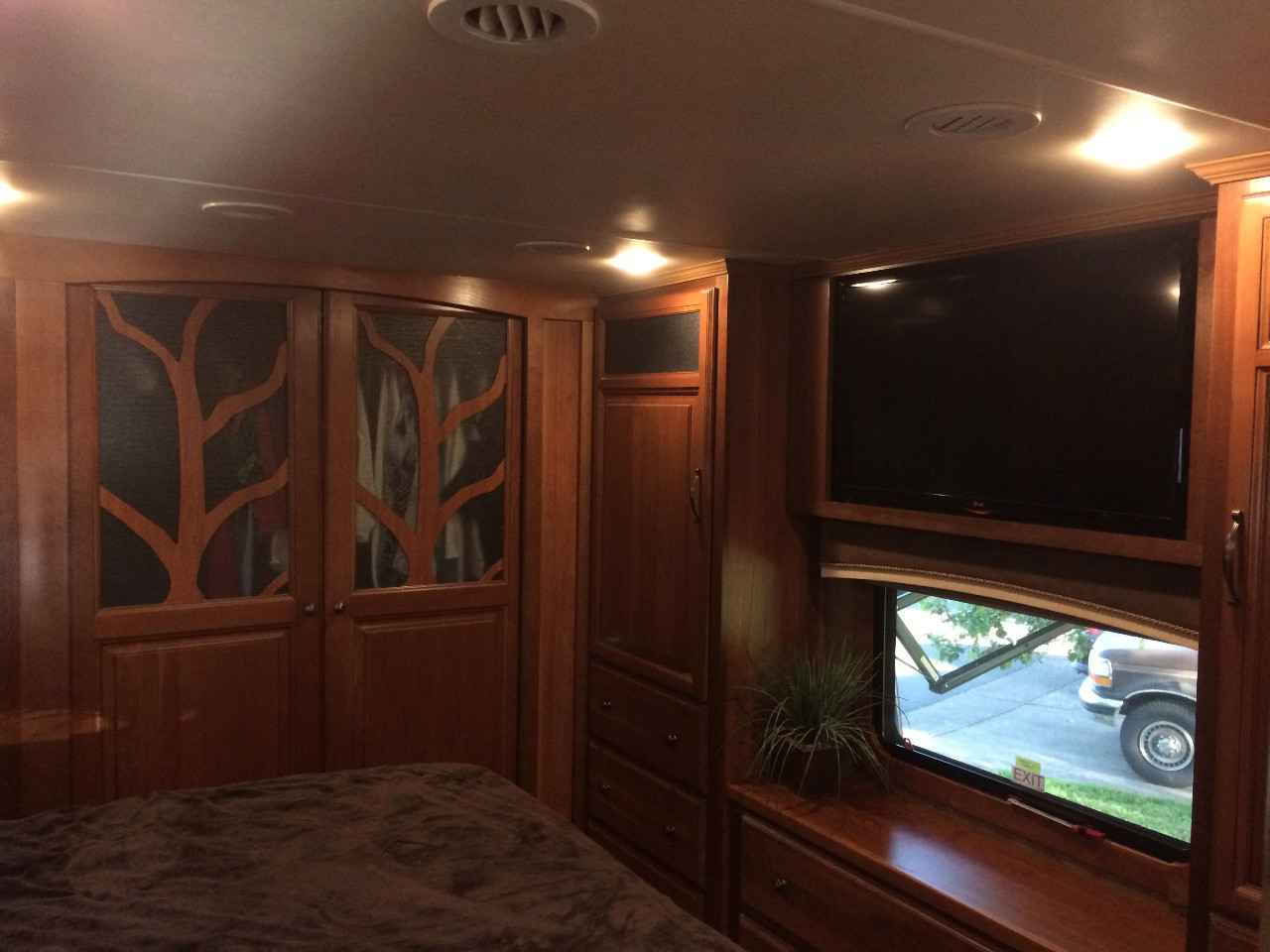 2015 Used Redwood 36rl Fifth Wheel In Oregon Or