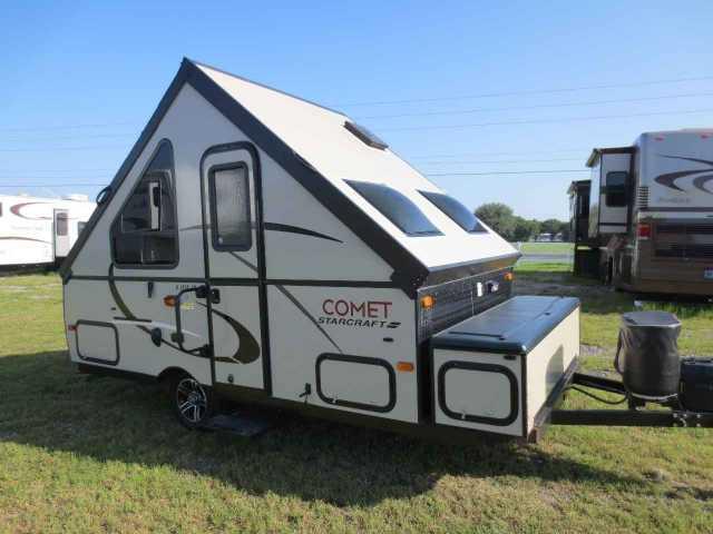 2015 Used Starcraft Comet 1232SB Pop Up Camper in Florida FL