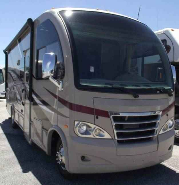 2015 Used Thor Motor Coach Axis Class A In Florida Fl