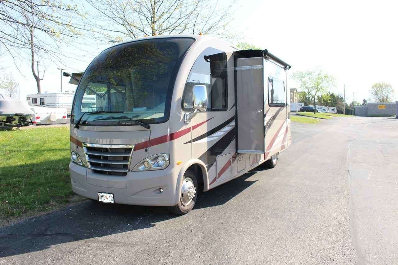 2015 used thor motor coach axis class a in missouri mo for Thor motor coach class b