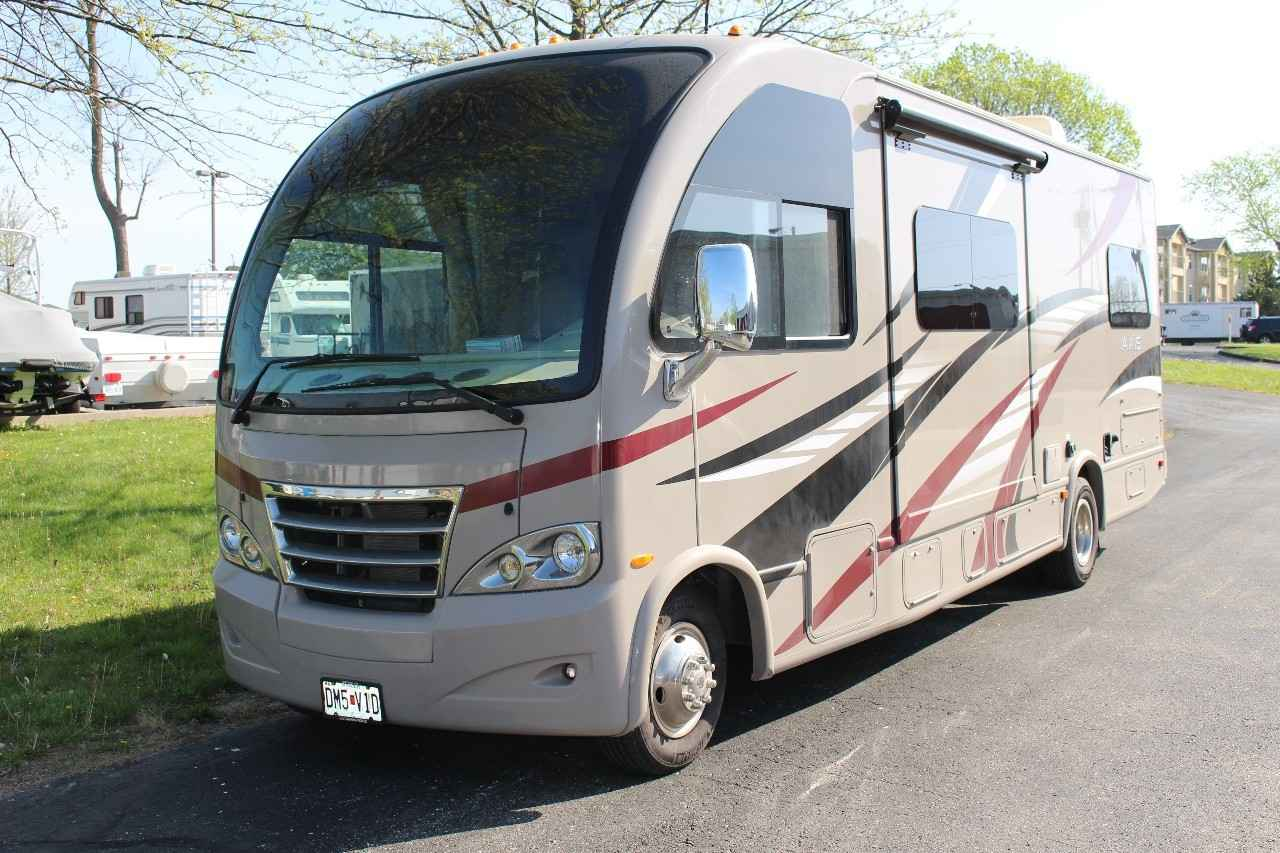 2015 used thor motor coach axis class a in missouri mo for Thor motor coach axis