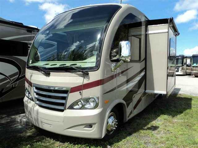 2015 Used Thor Motor Coach Axis 25 1 Class A In Florida Fl