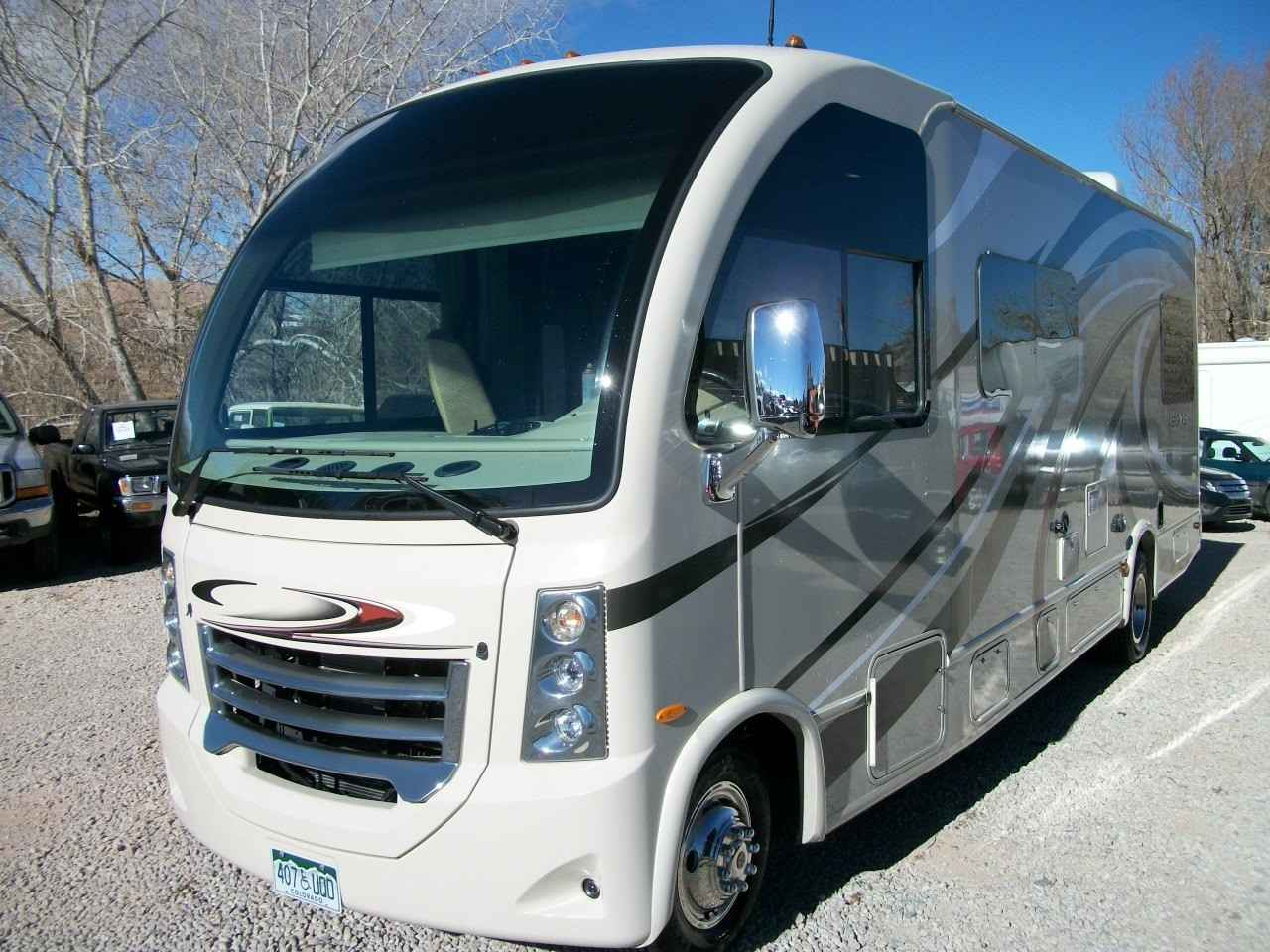 2015 used thor motor coach vegas 25 2 class a in colorado co for Thor motor coach class b