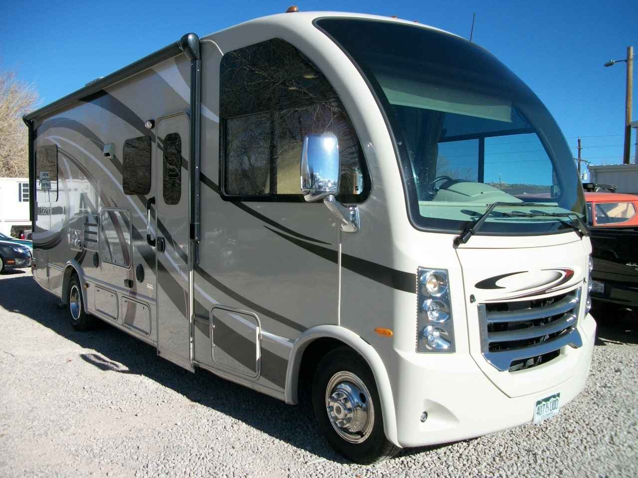 2015 Used Thor Motor Coach Vegas 25 2 Class A In Colorado Co
