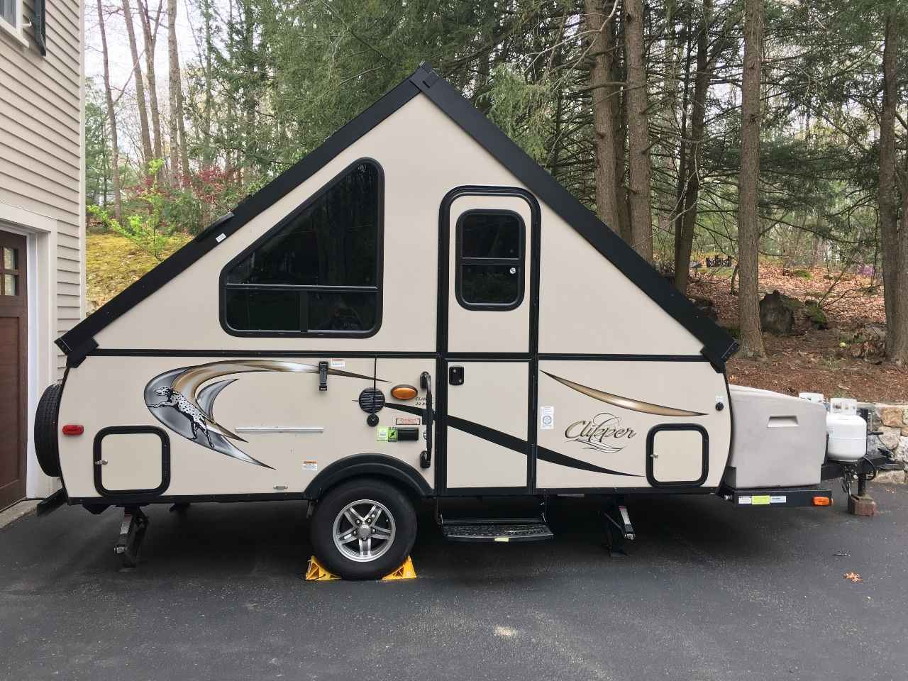 2015 Used Viking Pop Up Pop Up Camper In Massachusetts Ma