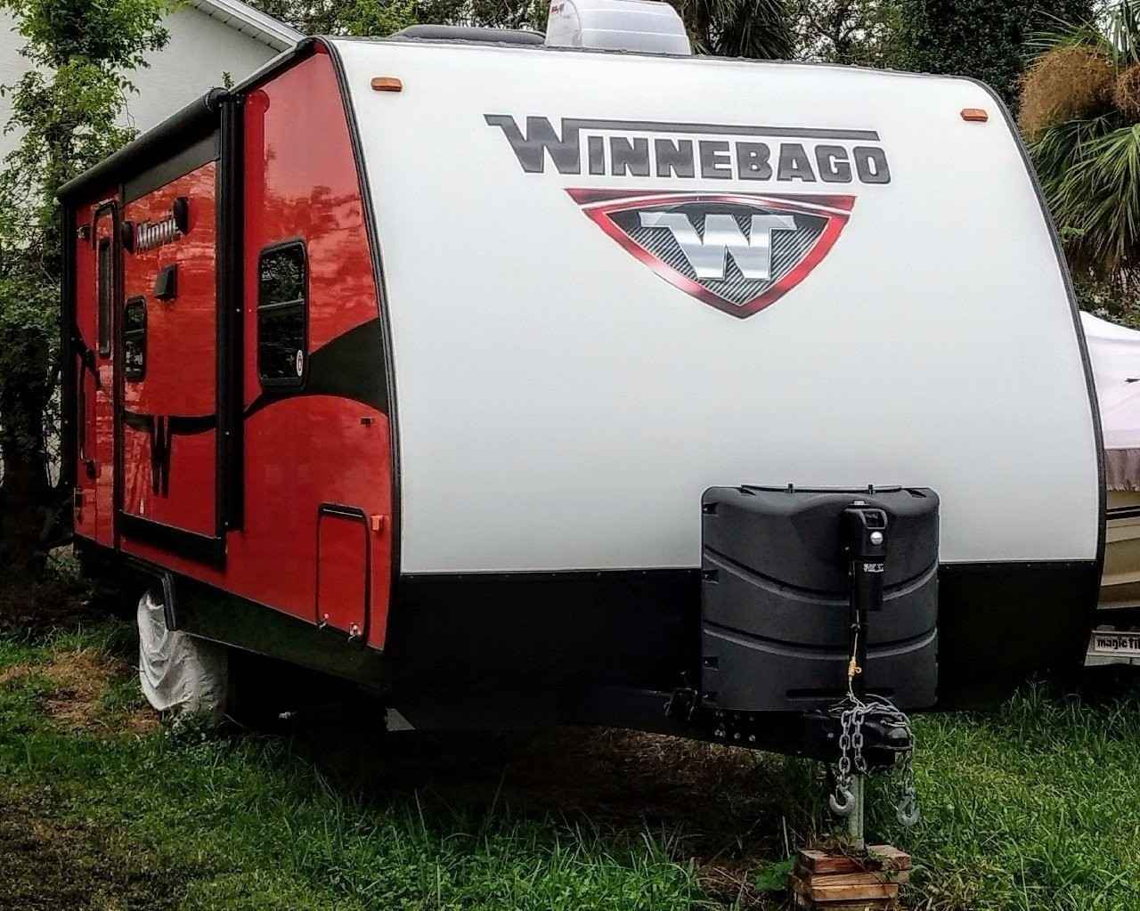 Minnie Winnie Travel Trailer >> 2015 Used Winnebago Minnie Winnie Travel Trailer In Florida Fl