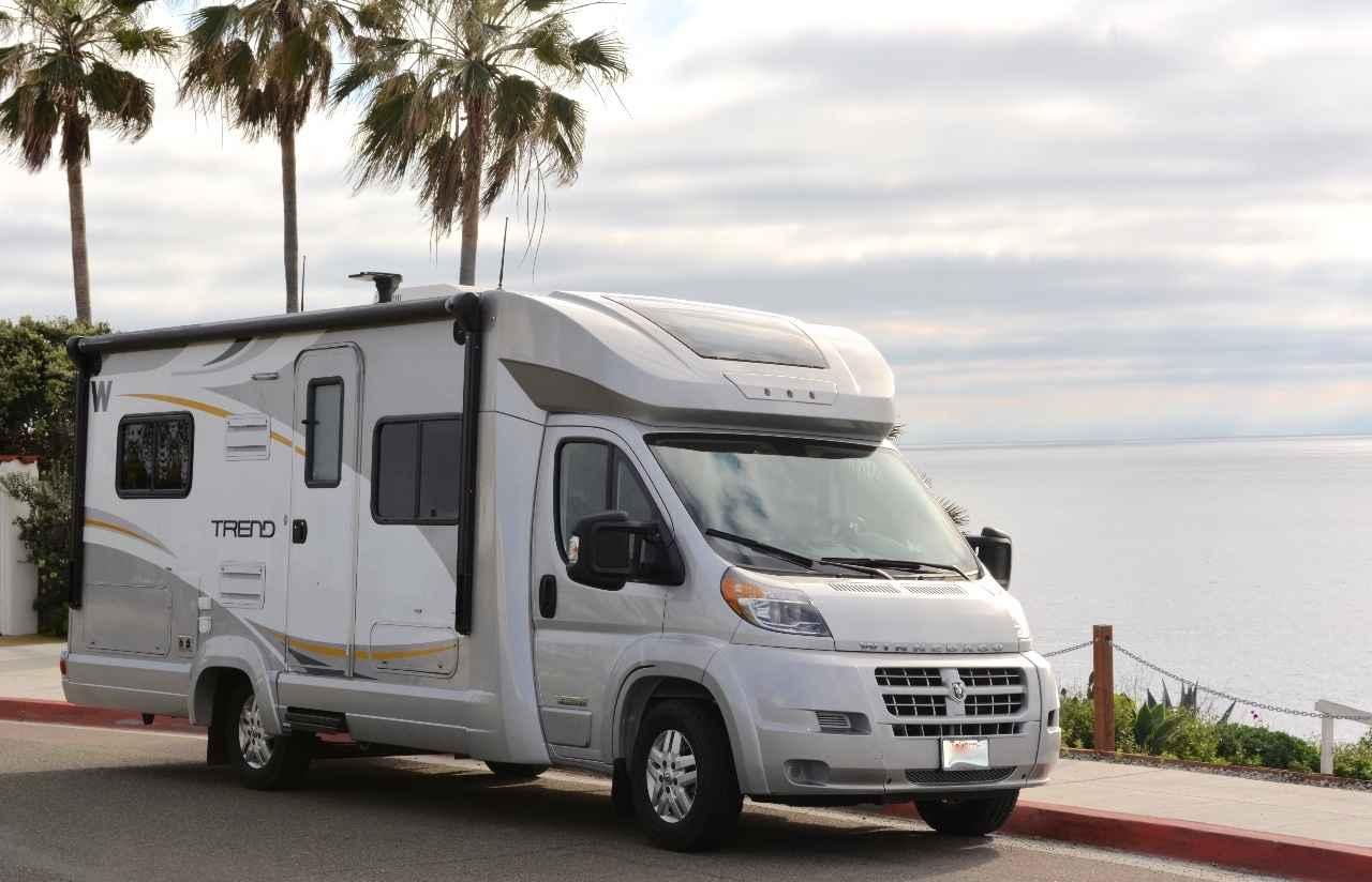 2015 Used Winnebago TREND 23L Class C in California CA