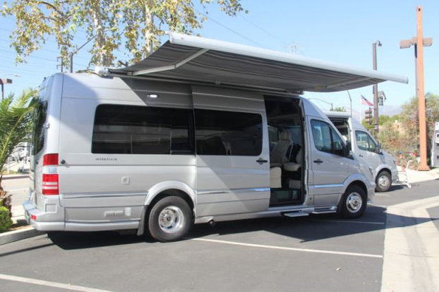 Amazing 2016 New Airstream Interstate Class B In California CA