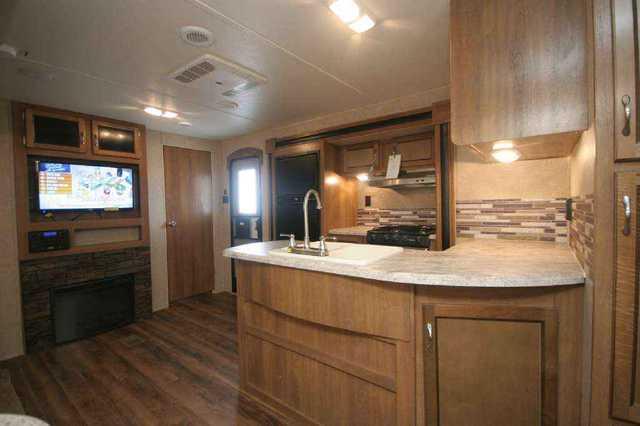 2016 New Coachmen Catalina Rvs 293 Rbks With Washer Dryer