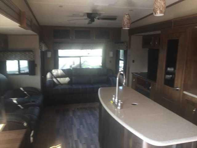 2016 New Coachmen Chaparral 336tsik Fifth Wheel In Kentucky Ky