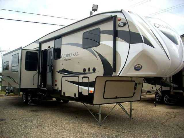 2016 New Coachmen Chaparral 371mbrb Fifth Wheel In Alabama Al