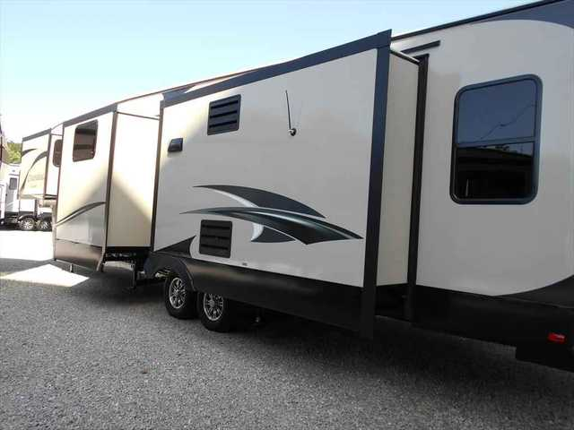 2016 New Coachmen Chaparral 390 Qsmb Fifth Wheel In Georgia Ga