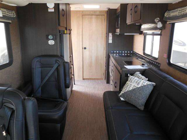 Simple 2016 New Coachmen Orion 24RB Class B In California CA