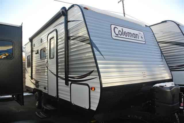 2016 new coleman coleman cts192rd travel trailer in for Coleman s fish market