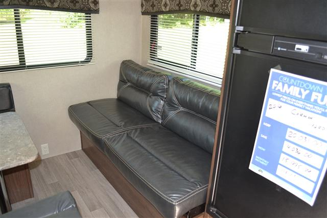 2016 New Coleman Coleman Cts192rd Travel Trailer In New