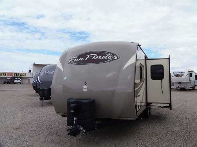 2016 New Cruiser Rv Co...F 215wsk