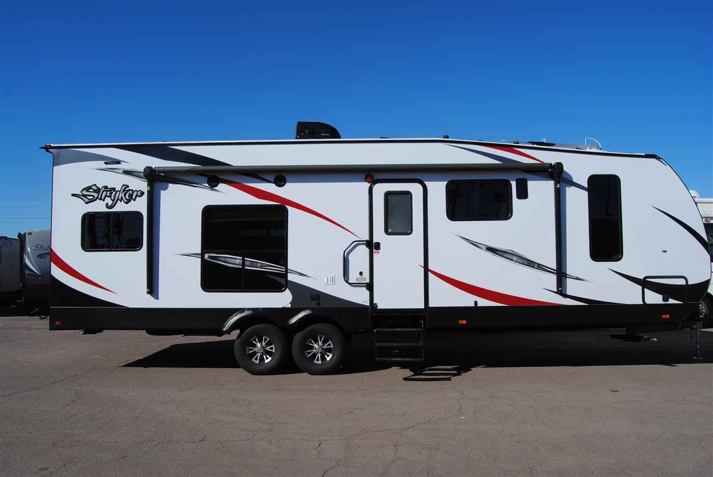 2016 New Cruiser Stryker 2912 Toy Hauler In Arizona Az
