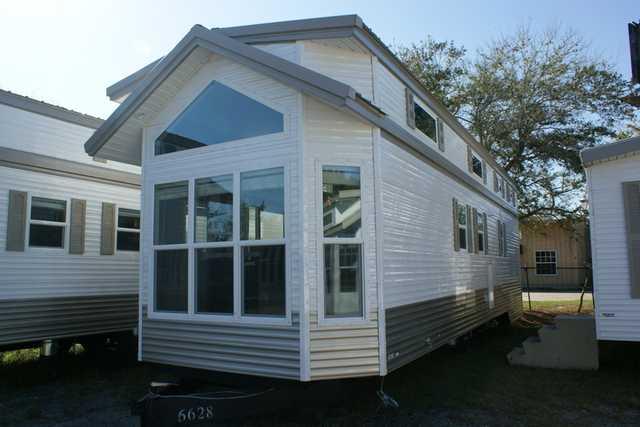 Monterey park model homes