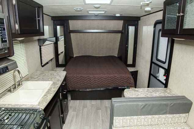 2016 New Dutchmen Kodiak Express Travel Trailer In