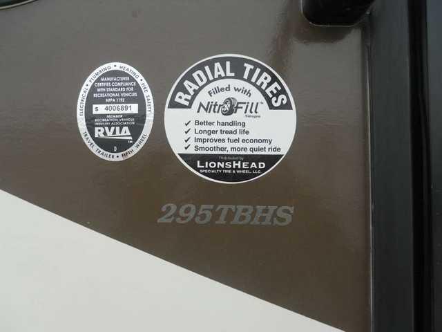 2016 New Dutchmen Kodiak 295tbhs Travel Trailer In Illinois Il