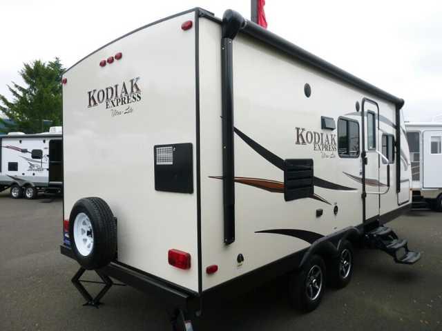 2016 New Dutchmen Kodiak Express Ultra Lite 223rbsl Travel