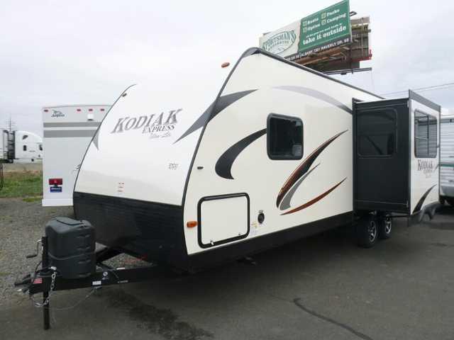 Popular 2016 New Dutchmen Kodiak Express UltraLite 253RBSL Travel