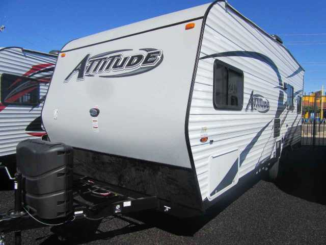 2016 New Eclipse Recreational Vehicles Attitude 21sa Toy