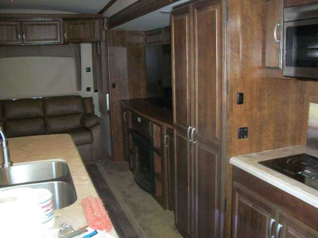 2016 new forest river cardinal 3850rl fifth wheel in